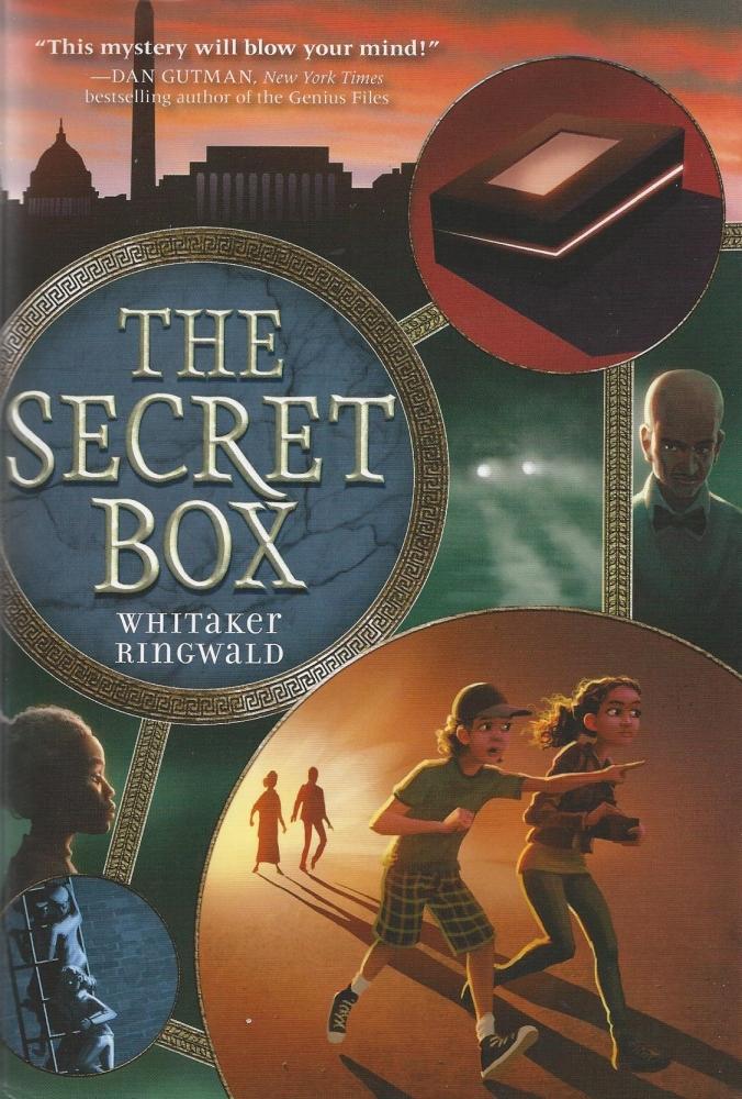 The Secret Box by Whitaker Ringwald